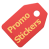Promotional Stickers module for PrestaShop logo