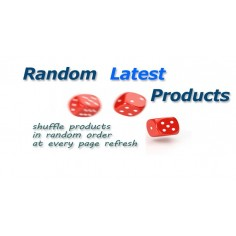 Random Latest Products for Opencart download