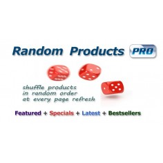 Random Products PRO module for Opencart download
